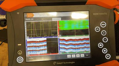 Capture Software displayed on Mantis