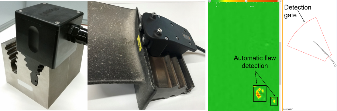 Custom ECA Probes for Gas Turbine Inspection