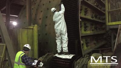MTS ECA Gear Inspection