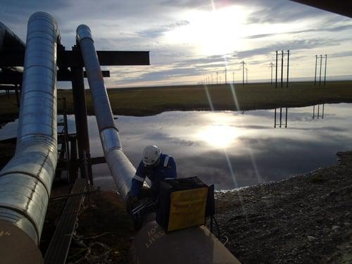 Teletest Focus Guided Wave Testing Long Range Ultrasonic Testing