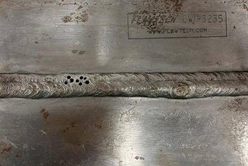 Weld Plate