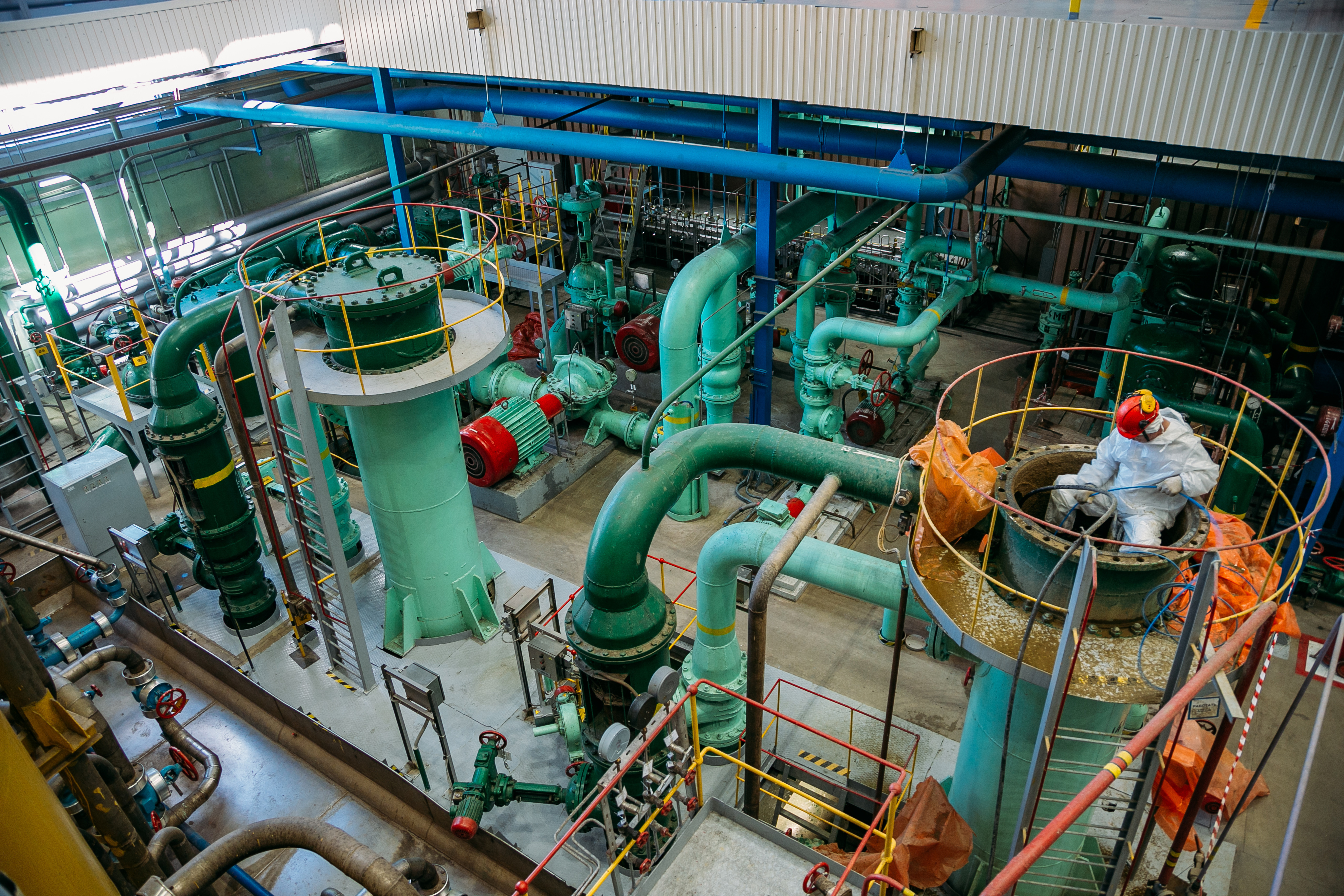 Nuclear Reactor Primary Piping Inspection with Eddyfi Technologies Robots