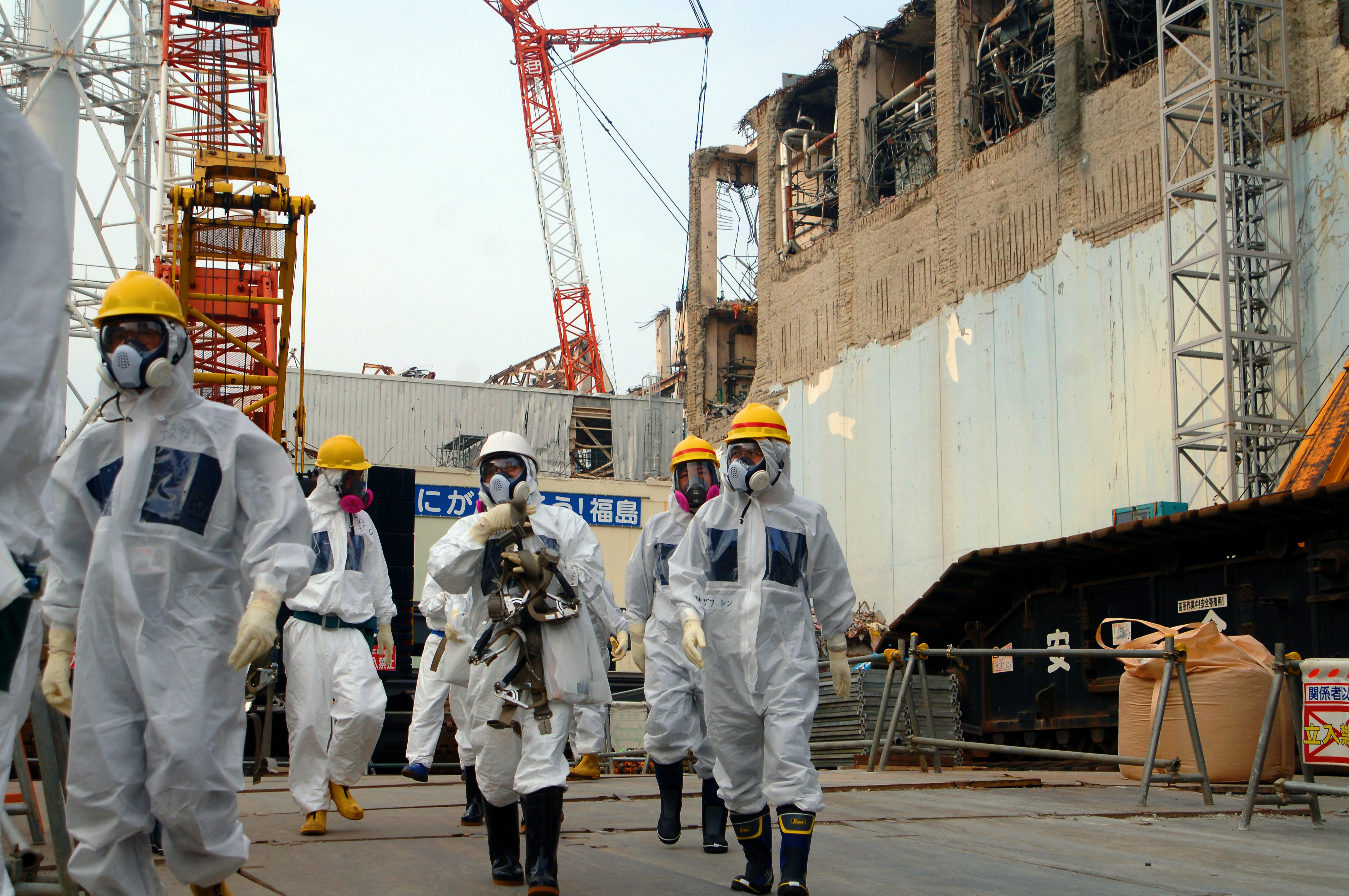 The Role of Robotics for Nuclear Remediation