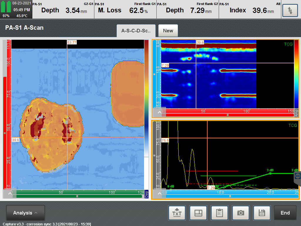 How Capture™ Software Continues to Improve Corrosion Mapping Inspections