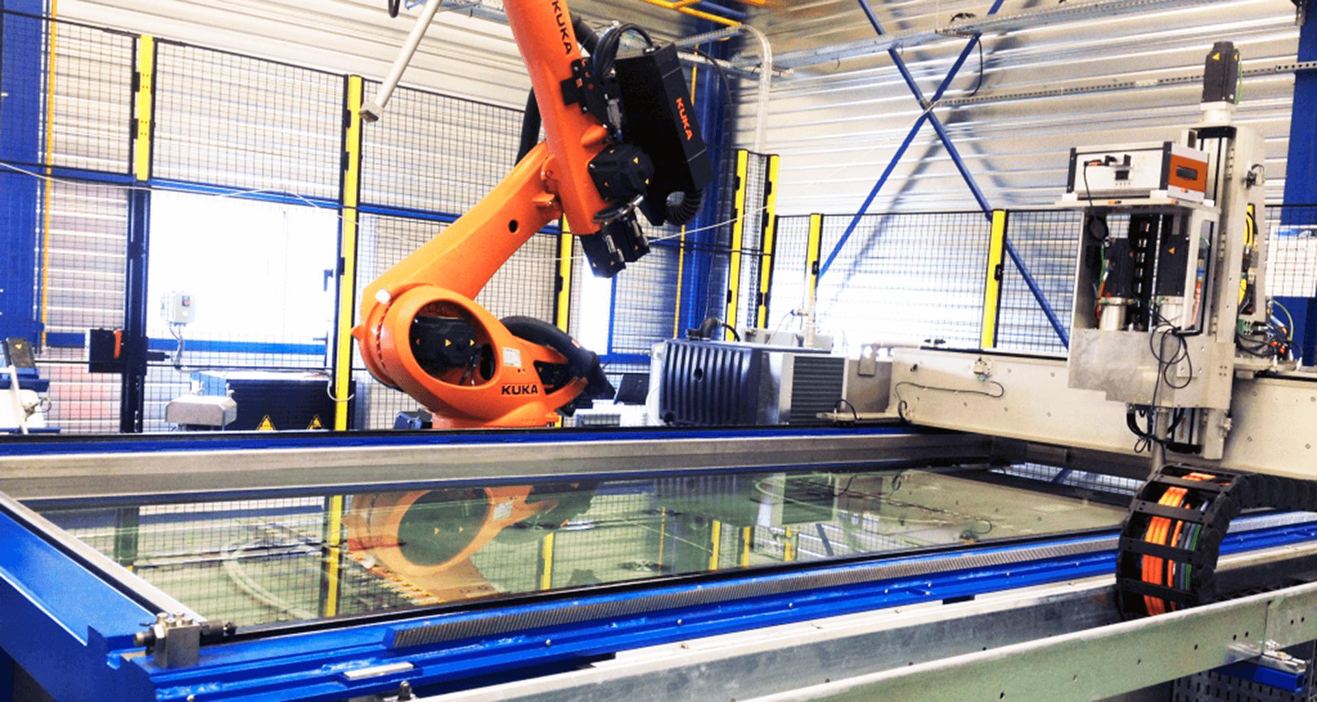 Industrial system for composites inspection using SAUL | Eddyfi