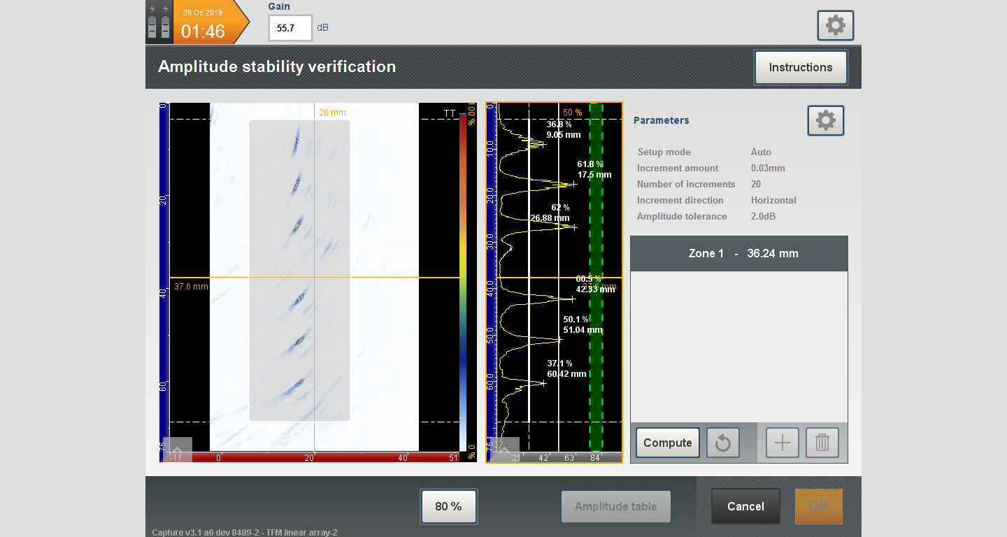 Code Compliant TFM Weld Inspection with Three Clicks | Eddyfi