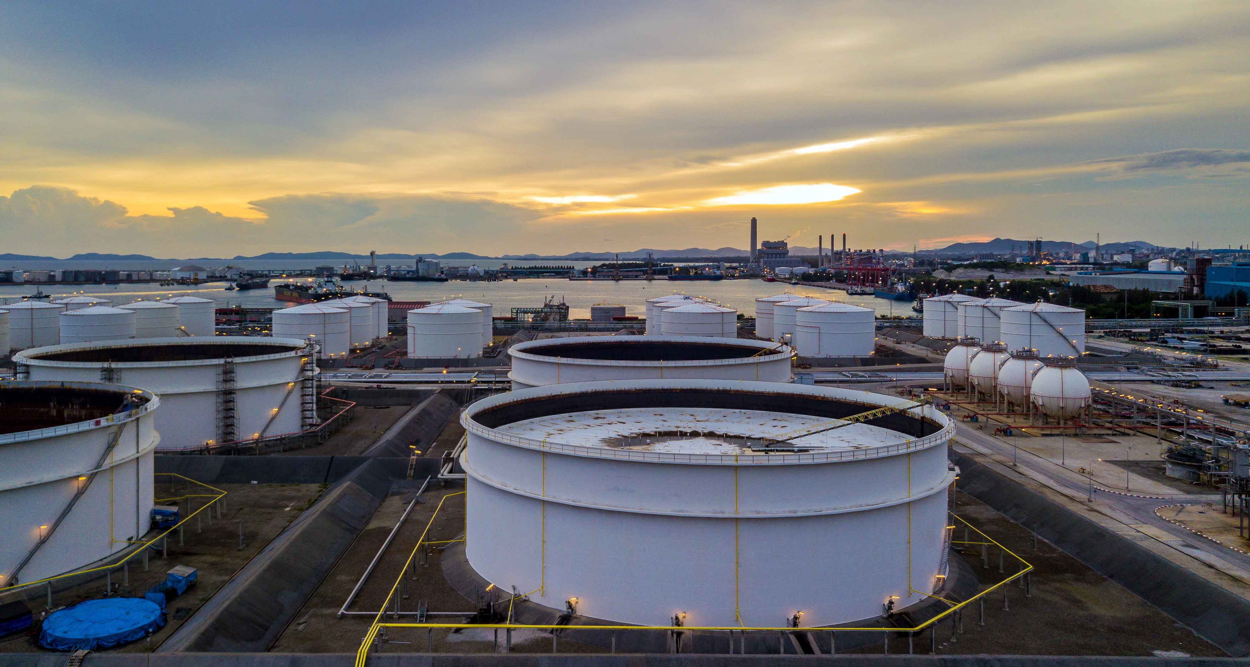 Safeguarding Storage Tanks by Scanning Welds with ACFM®