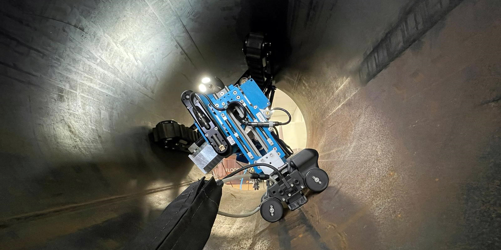 You Really Can Have It All: The Robotic Solution for UT, RVI & Laser Scanning for Pipeline Inspection