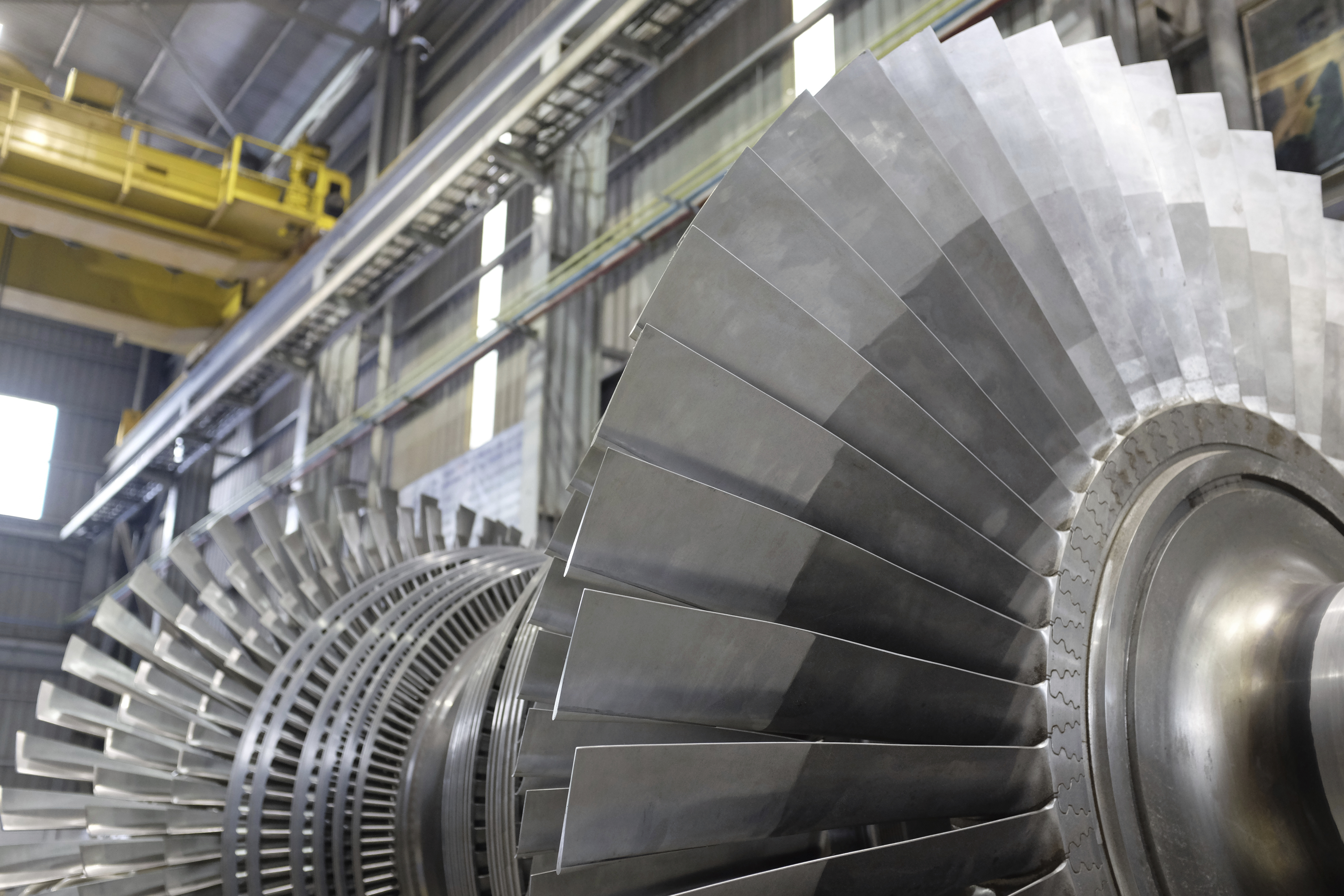 Using Eddy Current Array Technologies for Gas Turbine Inspection